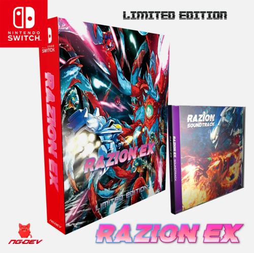 Razion EX - Limited Edition