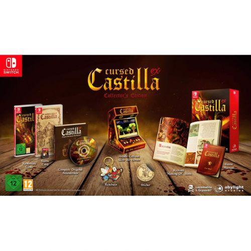 Cursed Castilla Ex - Collector's Edition