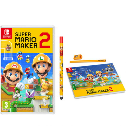 Switchlib Super Mario Maker 2 Limited Edition Including