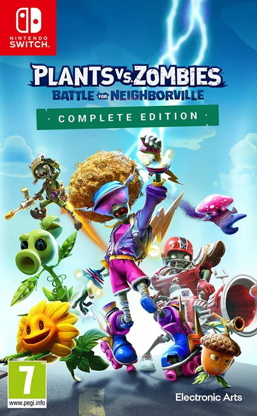 Plants vs Zombies Battle for Neighborville Complete Edition