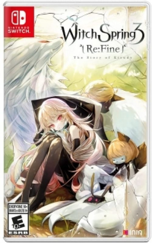 Witch Spring 3 Re:Fine: The Story of Eirudy