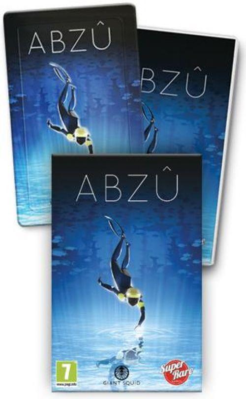 Abzû - Steelbook edition