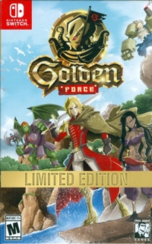 Golden Force - Limited Edition