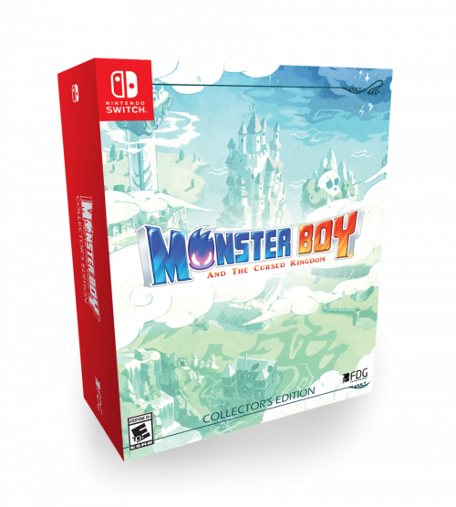 Monster Boy - Collector's Edition