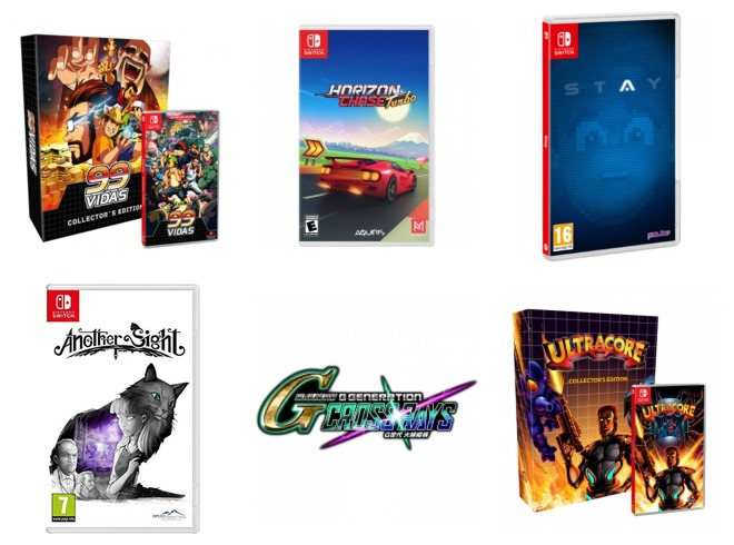 Releases week of 29th of July 2019